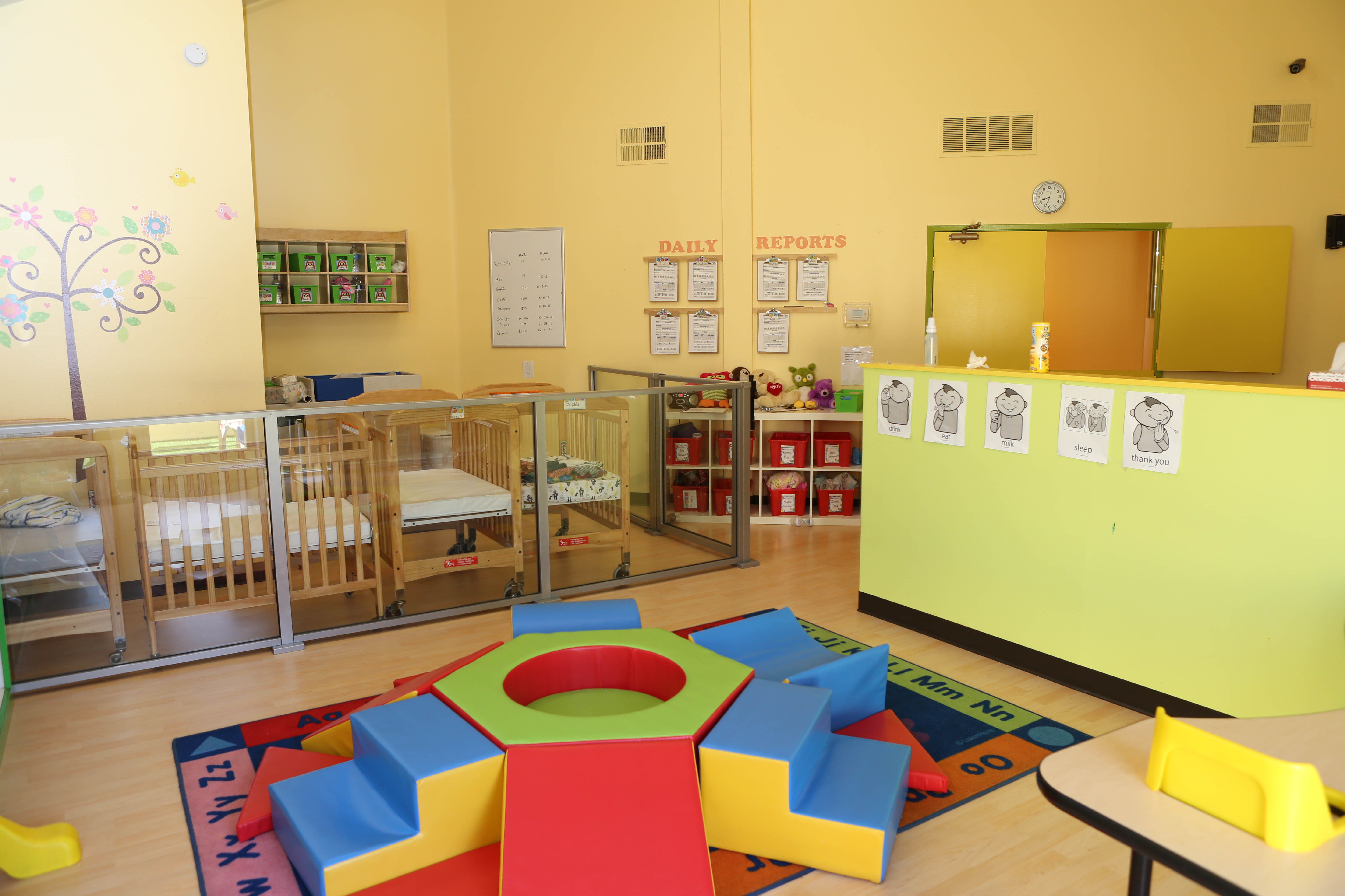 oc kids preschool Infant Care